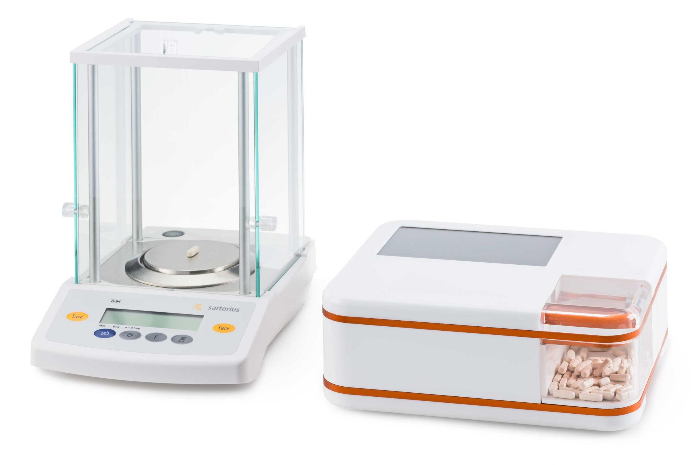 LAB.line P-Serie für Tablettentest Systeme, Kraemer Elektronik GmbH