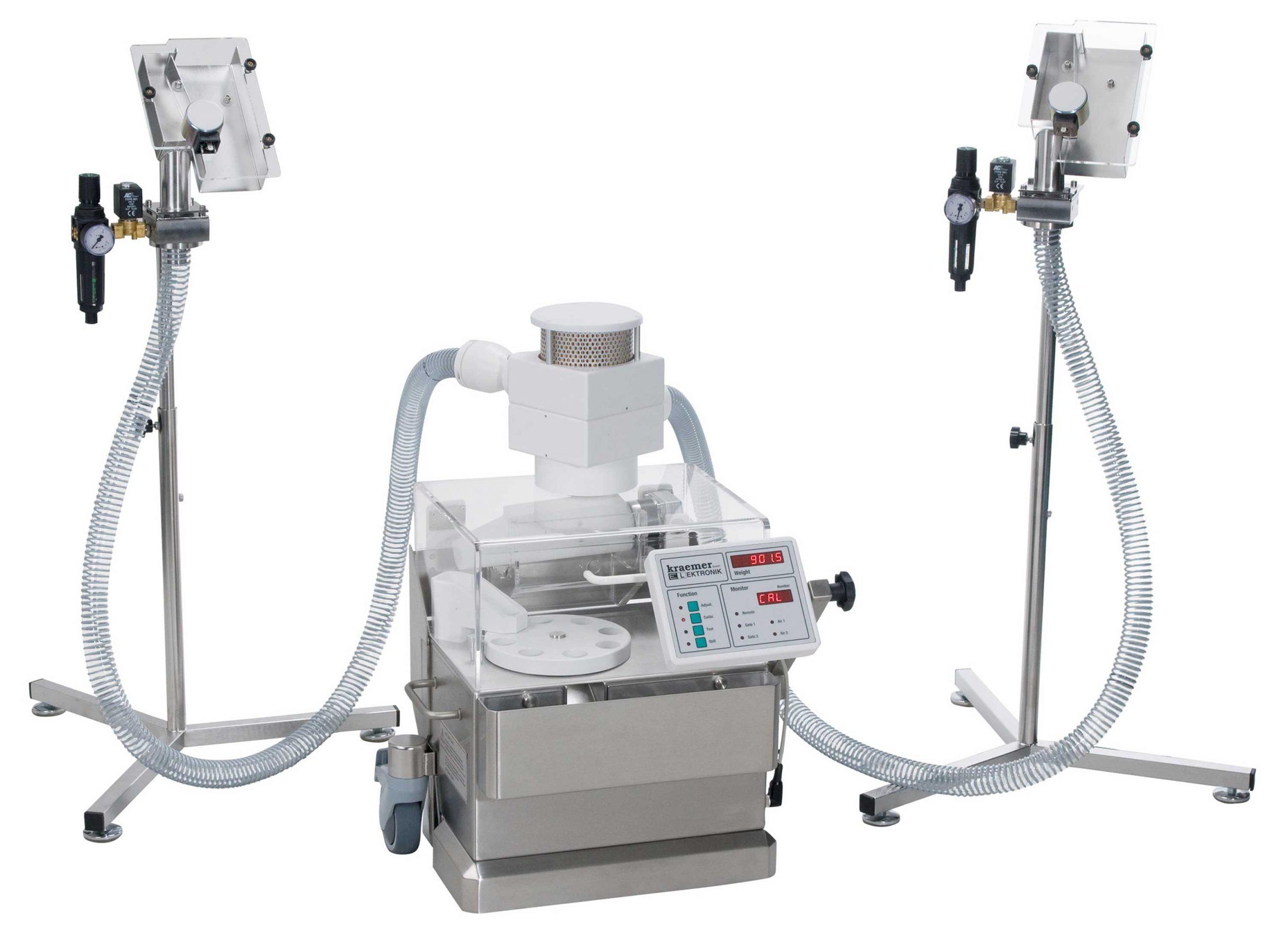 IPC.line Tabletten-Luftfördersystem, Kraemer Elektronik