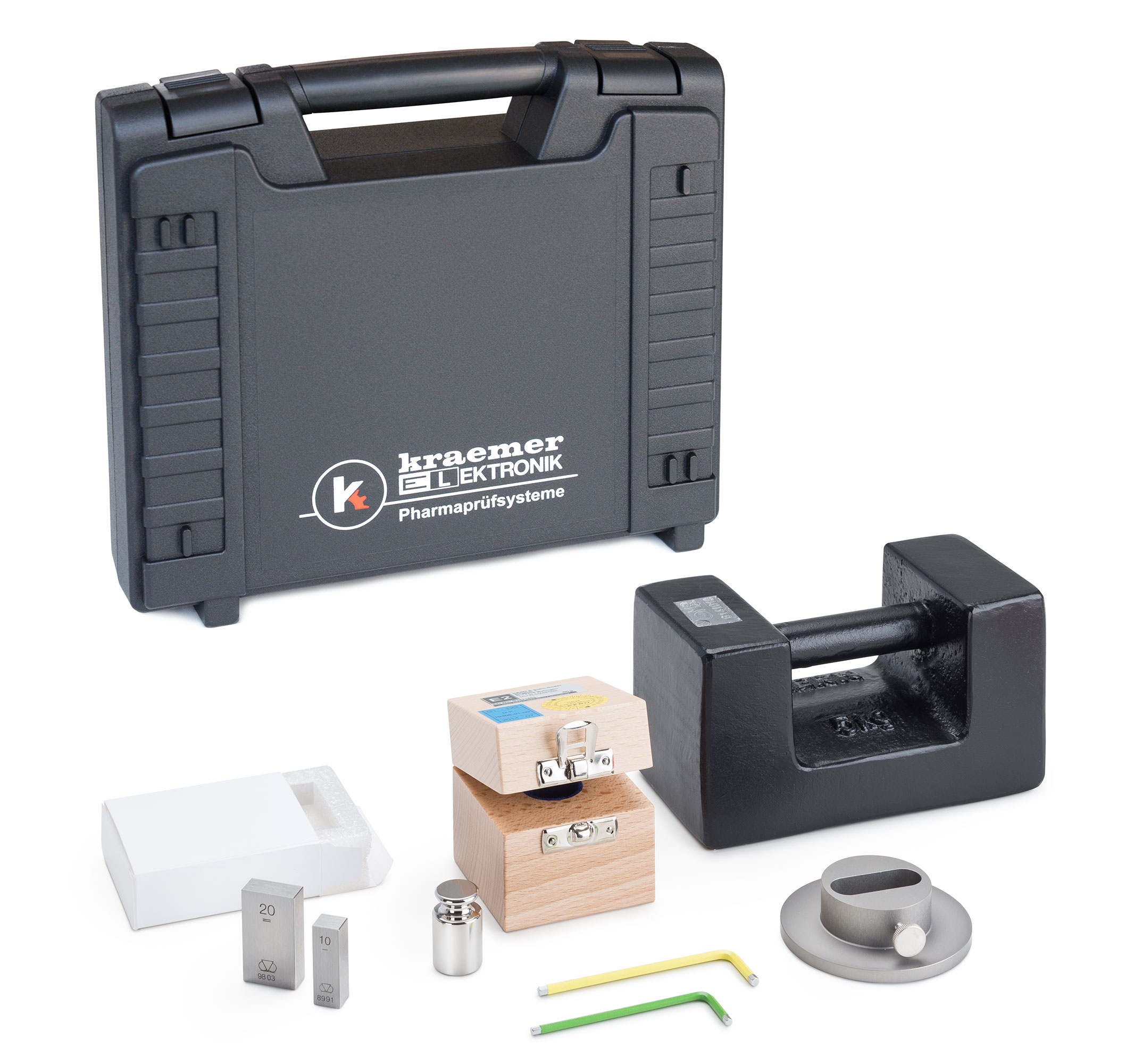 Kalibrierkoffer und Zubehör, Kraemer Elektronik GmbH