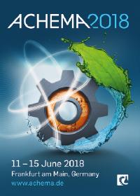 Messen und Veranstaltungen, ACHEMA 2018, Kraemer Elektronik